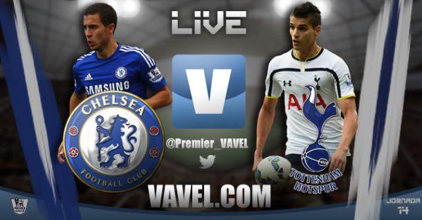 Diretta Chelsea - Tottenham, risultati live della Premier League