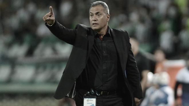 Hernán Torres, nuevo entrenador del Deportes Tolima