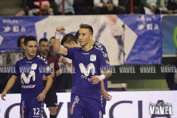 Inter Movistar se batirá en toda una final contra el Sporting