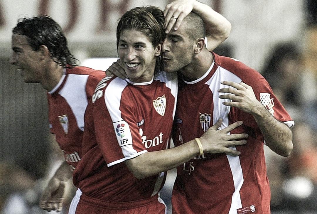Sergio Ramos y un documental que mostrará su salida del Sevilla FC