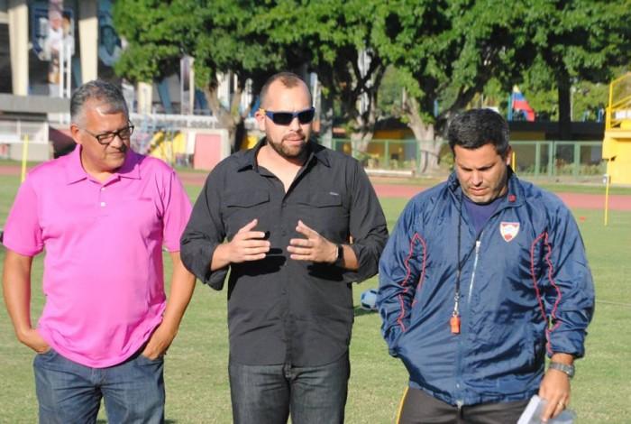 Aragua FC comienza su segunda fase de pretemporada 2017