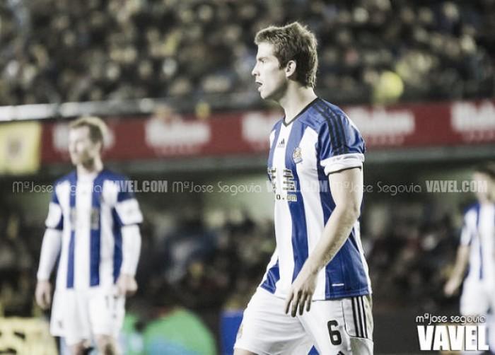 Íñigo Martínez cumple 200 partidos en Primera