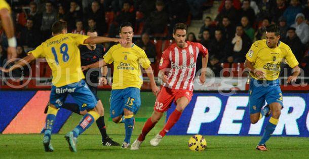 UD Las Palmas - Girona FC: mirando a Primera