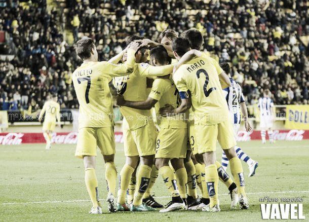Real Sociedad - Villarreal: que no paren los goles