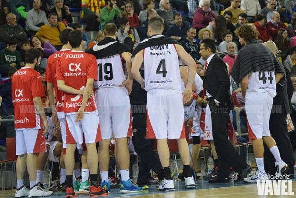 Pedro Martínez, nuevo entrenador del Valencia Basket