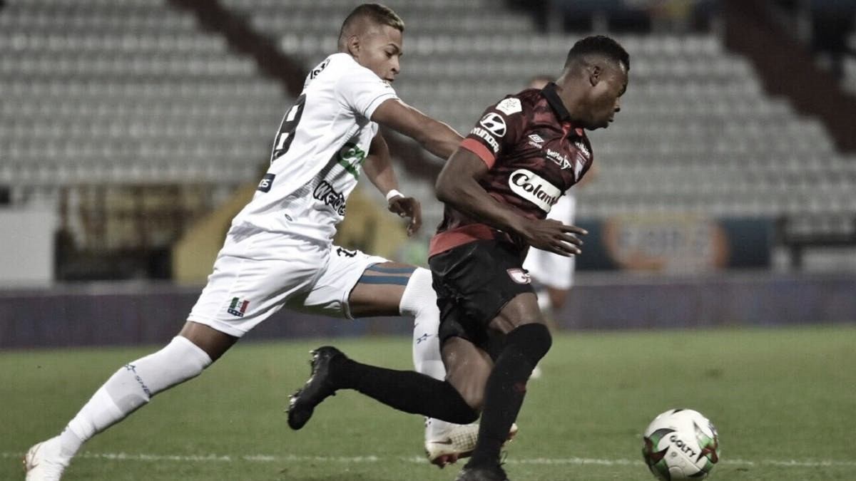 Puntuaciones de Independiente Santa Fe en el empate frente a Once Caldas