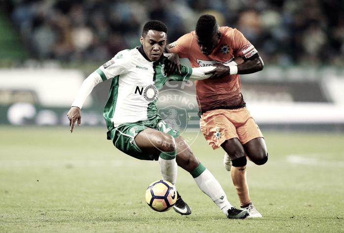 Sporting: Elias de partida para o Atlético Mineiro
