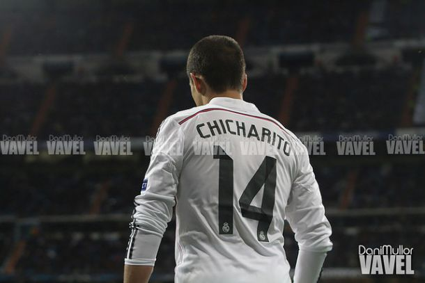 'Chicharito' se reivindica