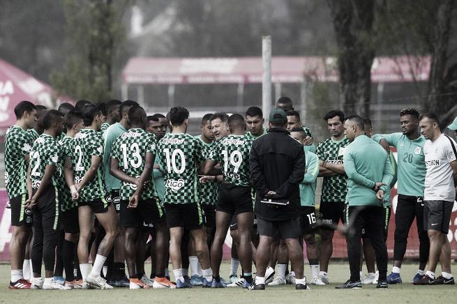 Convocados y novedades 'verdolagas' para visitar al Atlético Bucaramanga