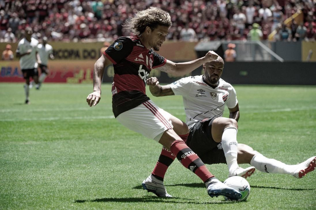 Gols e melhores momentos de Flamengo 3x2 Athletico-PR