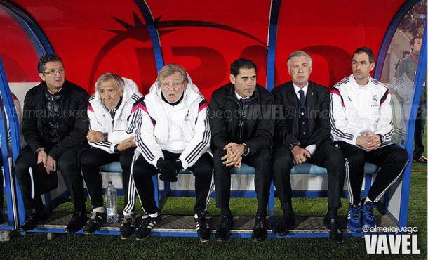 El resto del cuerpo técnico rescinde sus contratos con el Madrid