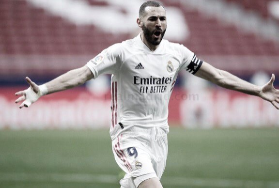 Atlético de Madrid - Real Madrid: puntuaciones del Real Madrid en la jornada 26 de LaLiga Santander