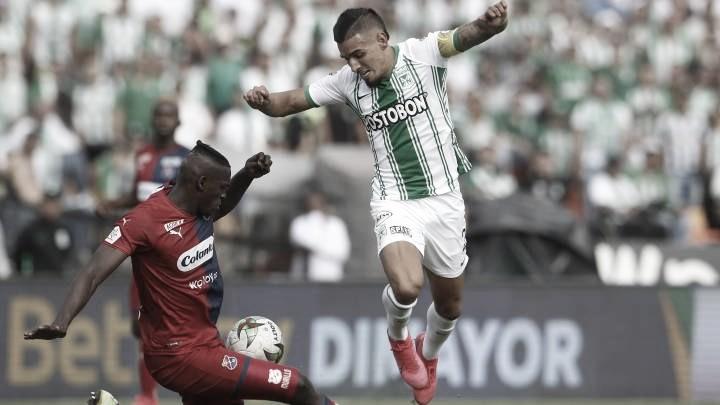 Atlético Nacional e Independiente Medellín no pasaron del empate en el clásico 304