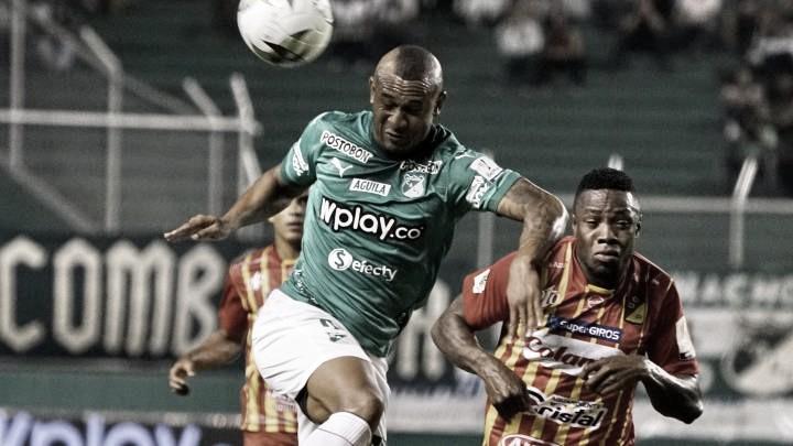 Deportivo Cali dejó ir la victoria ante Deportivo Pereira