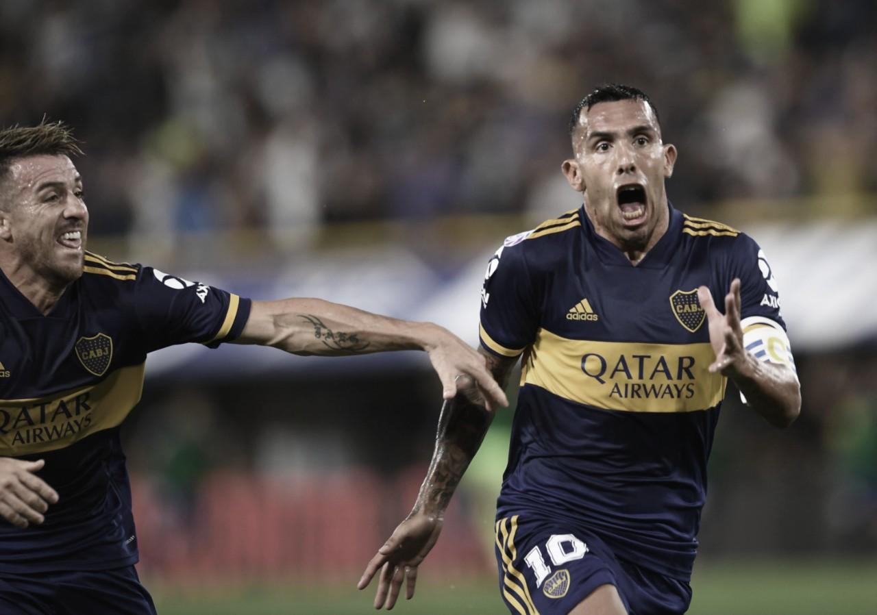 """Carlos Tevez: """"Es una de las emociones más grandes que tuve en el fútbol"""""""