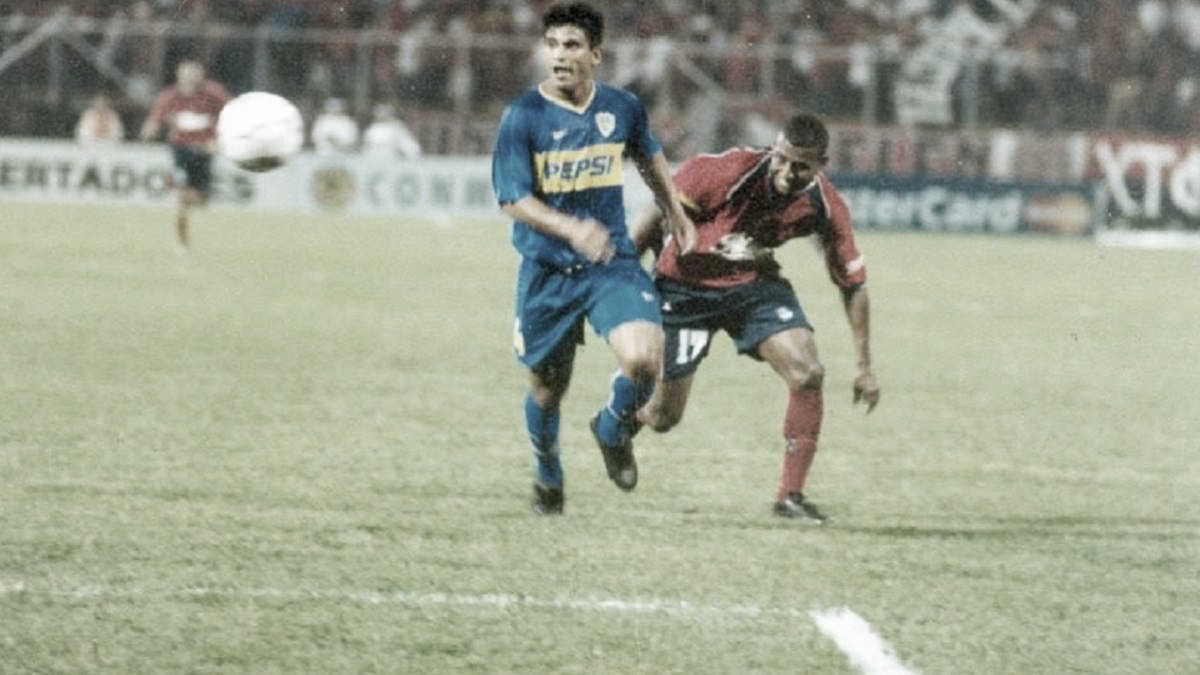 Historial de Boca ante Independiente Medellín
