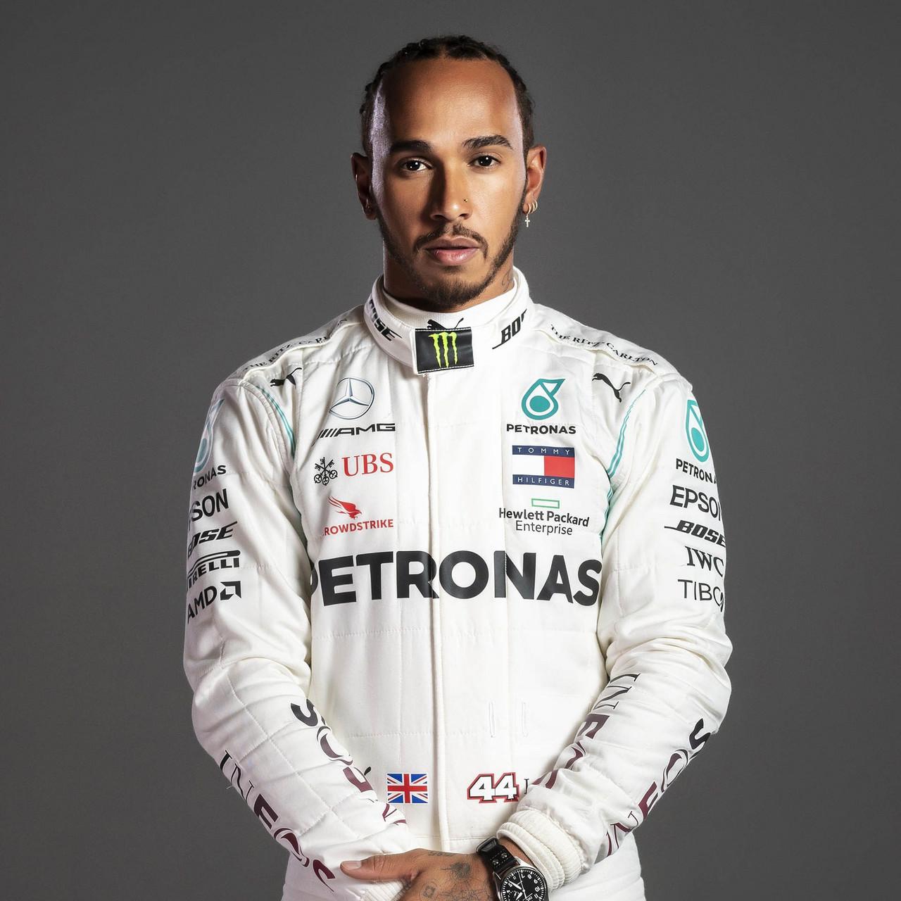 Las polémicas declaraciones de Lewis Hamilton