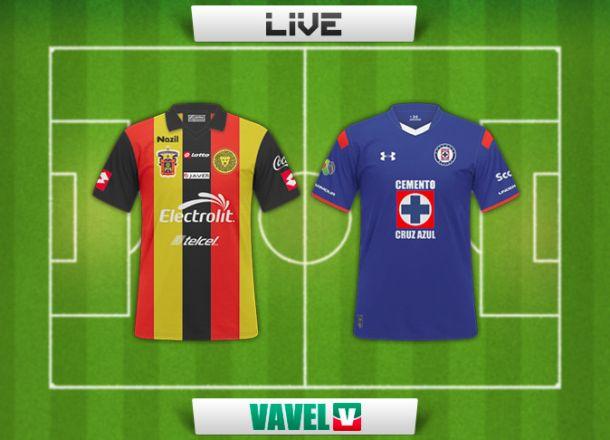 Resultado Leones Negros - Cruz Azul en la Liga MX 2014 (1-1)