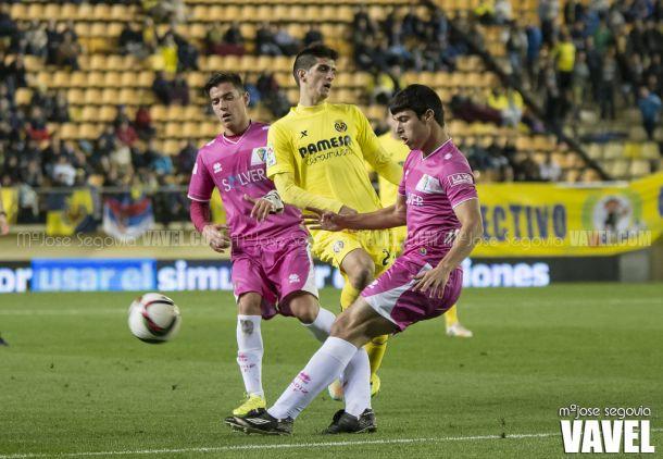 Diego González, cedido por el Cádiz al Granada B