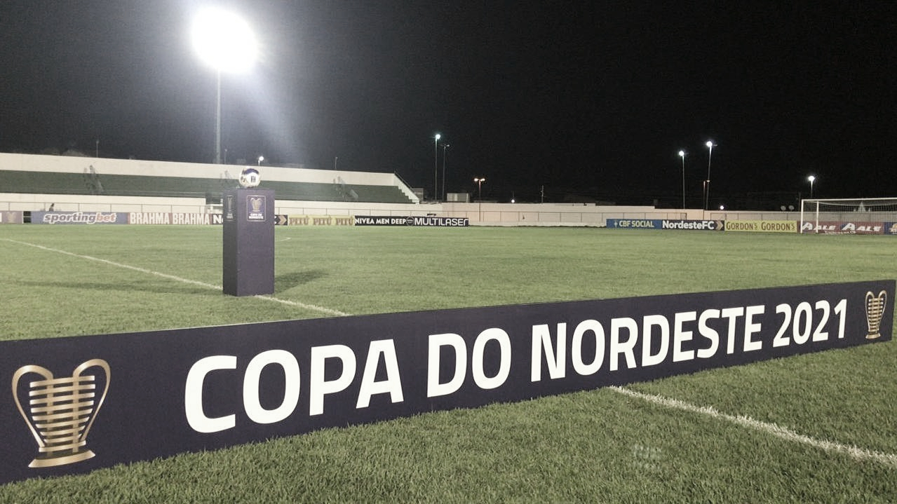 Confiança tenta manter sequência positiva no Nordestão em duelo contra Vitória