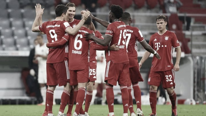 Bayern Múnich, la bestia de Alemania