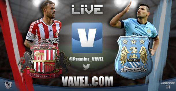 Diretta Sunderland - Manchester City, risultati live della Premier League