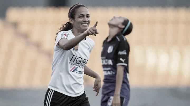 "Carolina Jaramillo: ""Es grato que Rubí salga de aquí para poder superarnos"""