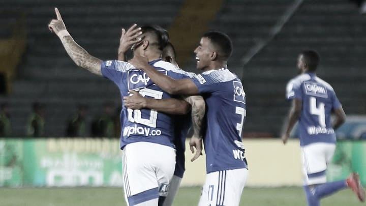 Los citados de Alberto Gamero para el partido ante Bucaramanga