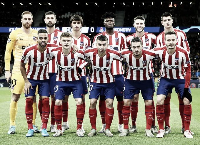 ¿Podría el Atlético haber luchado por esta liga?