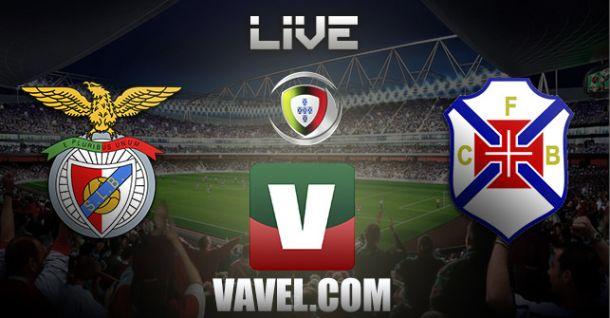 Benfica vs Belenenses en vivo y en directo online