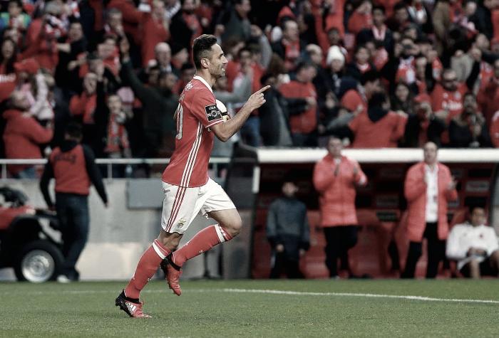 Benfica: Jonas renova e já é o mais bem pago da história