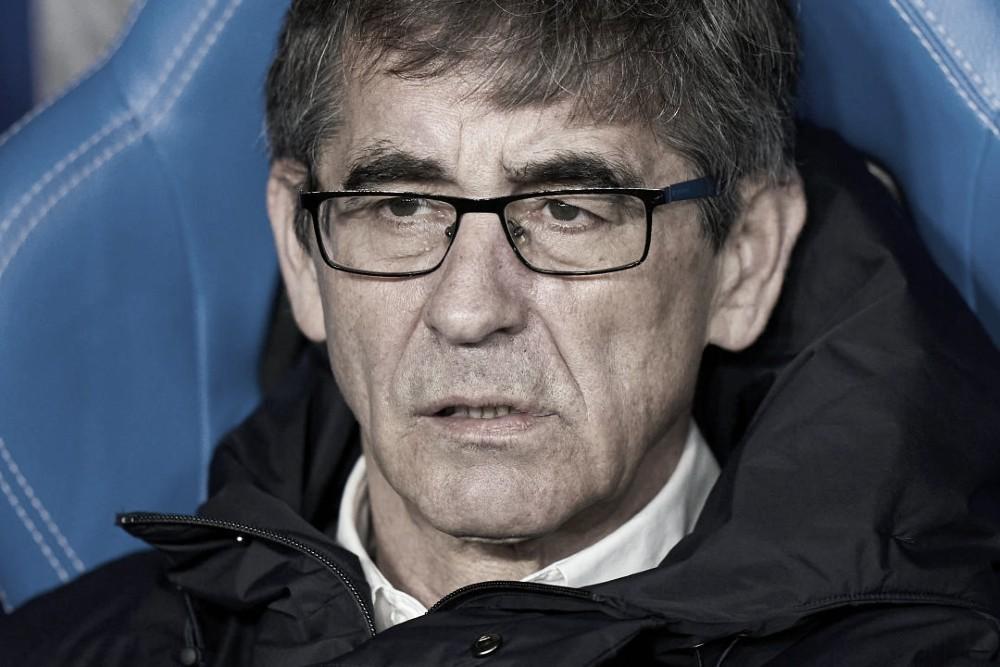 La cabeza de Fernando Vázquez