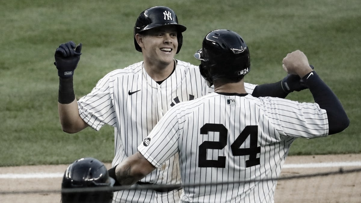 Cuadrangular de Gio Urshela, no pudo evitar la derrota de los Yankees