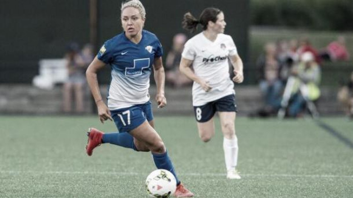 Houston Dash sign Kyah Simon