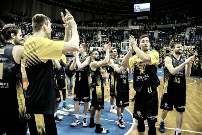Baskonia, rival del Iberostar Tenerife en los cuartos de la Copa del Rey