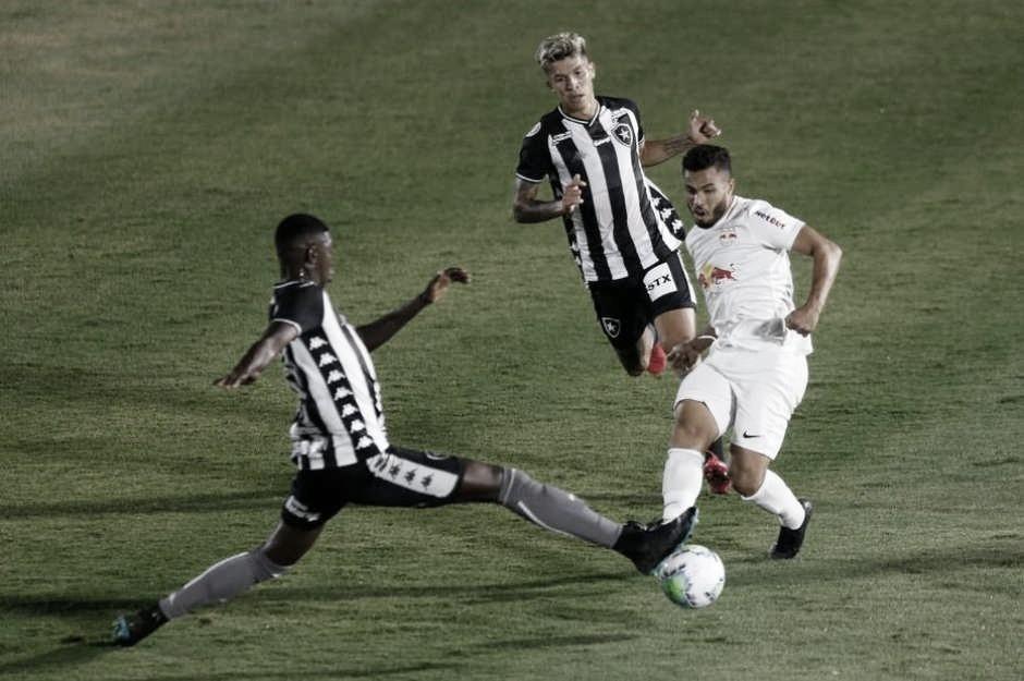 Gols e melhores momentos de Botafogo 1x2 RB Bragantino