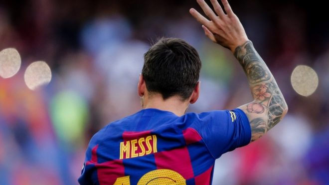 Messi wants out of Barcelona