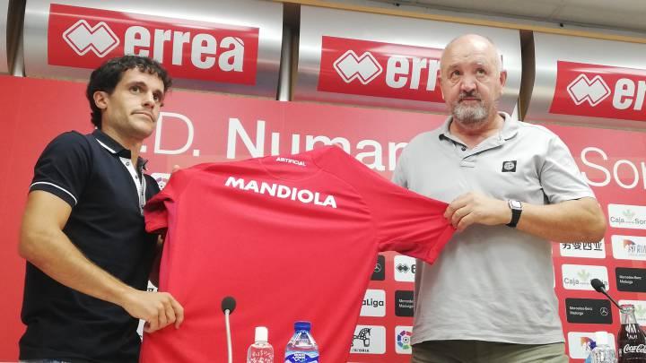 El Numancia podría acabar en la quinta categoría del fútbol español
