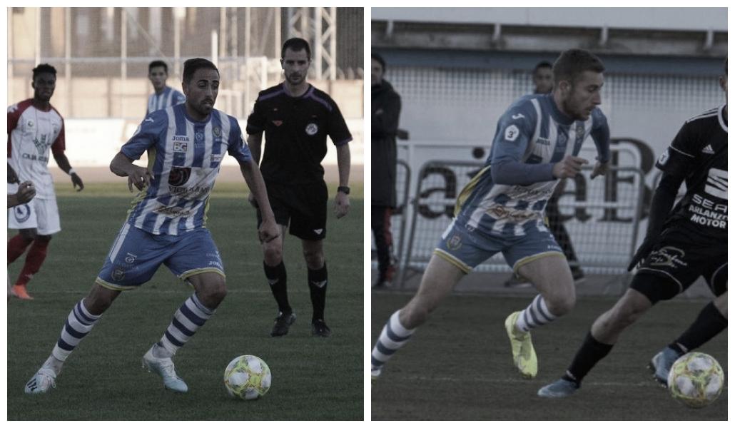 Jorge Pesca renueva, mientras que Diego Rubio deja la Arandina