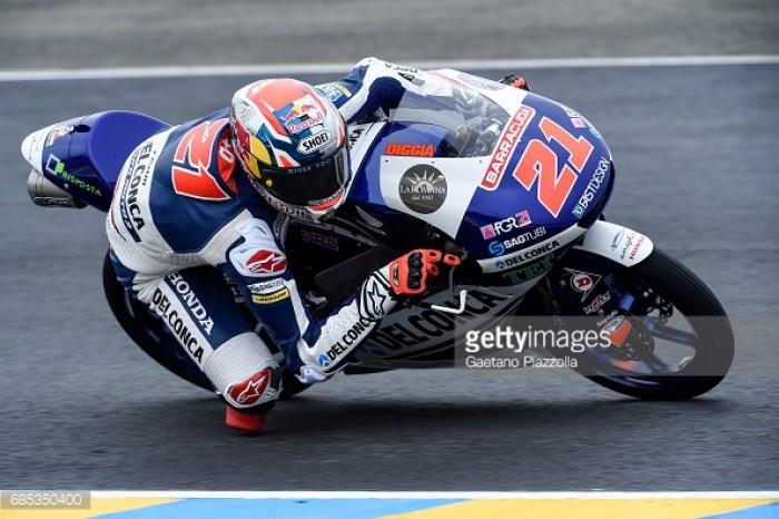 Moto3: Di Giannantonio top in Mugello on day 1