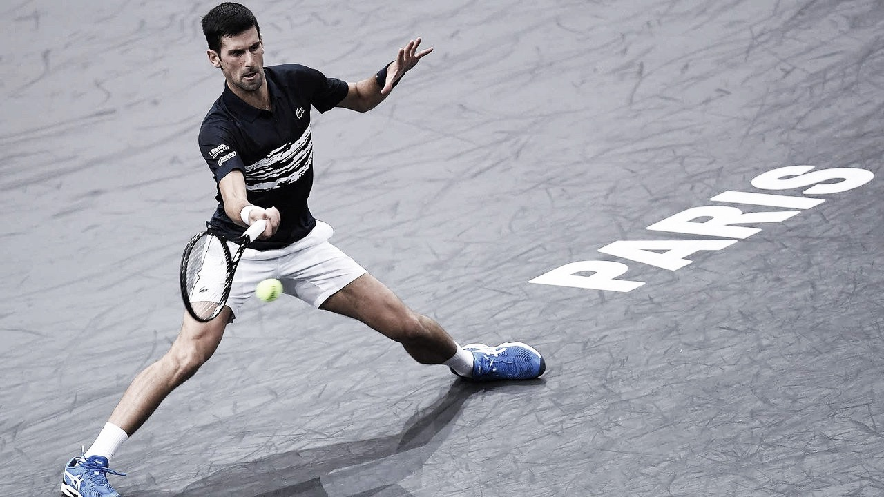 Impecável, Djokovic vence Shapovalov e conquista o pentacampeonato em Paris