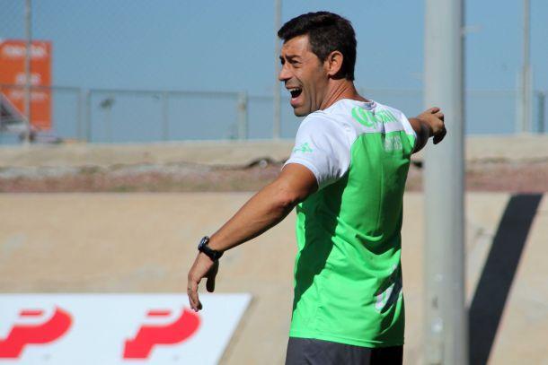 "Caixinha: ""Lo de Querétaro no puede pasar en este equipo"""