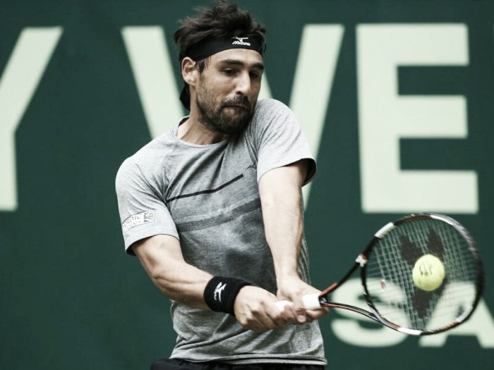 ATP Halle: Marcos Baghdatis advances to quarterfinals with win over Dustin Brown