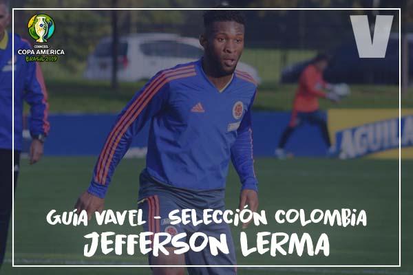 Guía VAVEL, cafeteros en la Copa América 2019: Jefferson Lerma