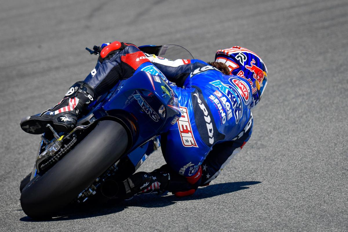 Joe Roberts marca vuelta rápida en la FP1