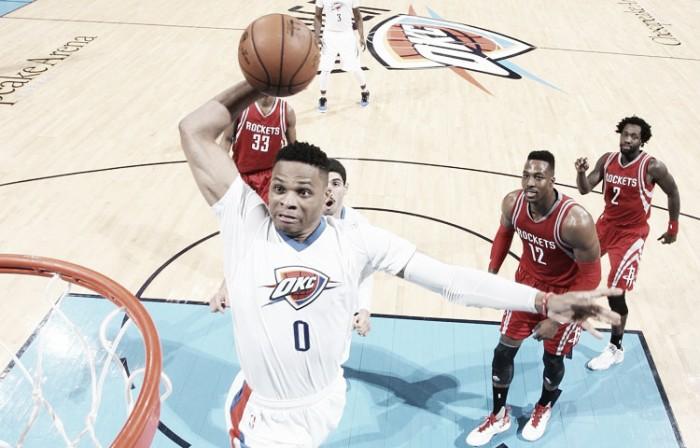 Westbrook, a la par de Jordan