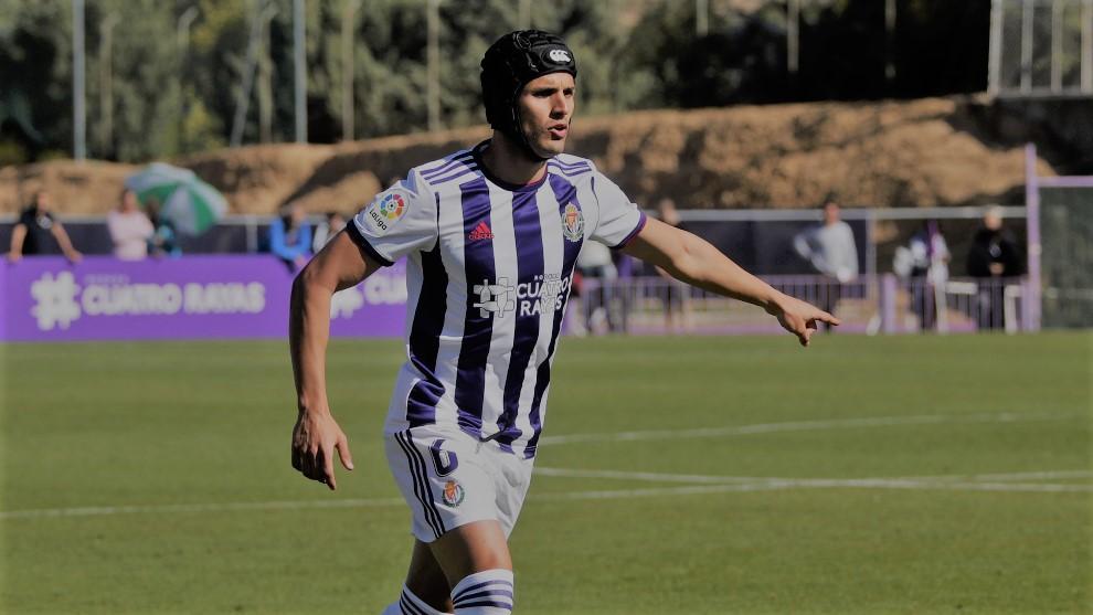 Luismi abandona el Real Valladolid