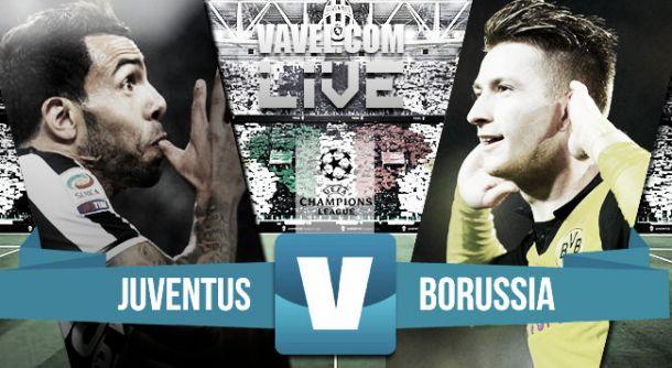 Live Juventus - Borussia Dortmund in i risultati della Champions League (2-1)