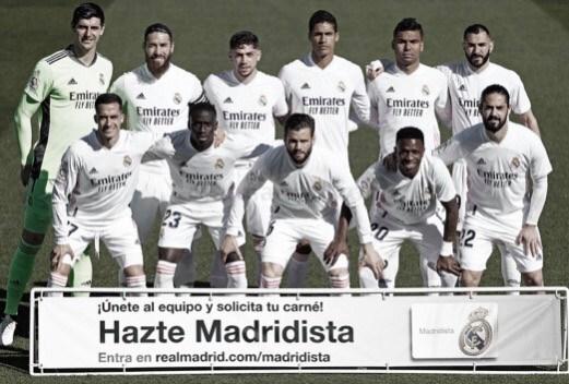 Real Madrid - Elche: puntuaciones del Real Madrid en la 27ª jornada de LaLiga Santander