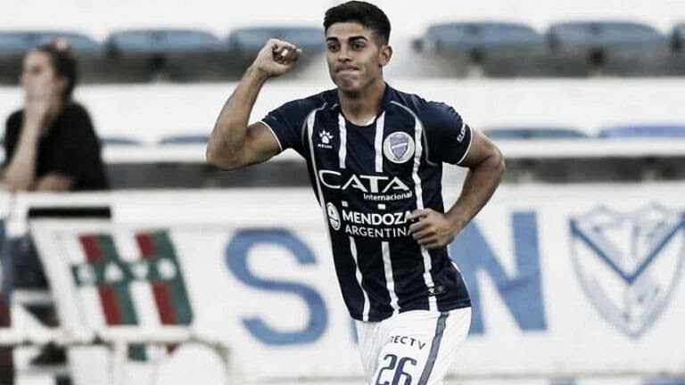 El futbolista está en franco crecimiento. Foto: Baires.